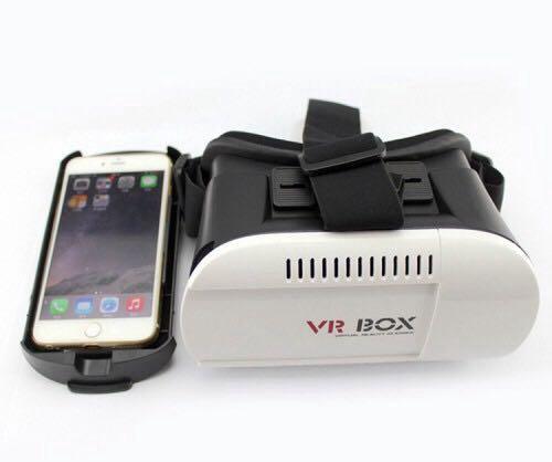 Очки vr. шлем 3d. виртуальная реальность. Фото 1. Иркутск.