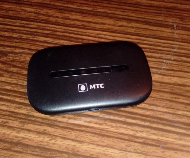 3g wi-fi роутер мтс. Фото 4.