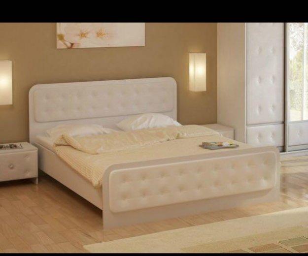 Кровать неро. Фото 1. Кемерово.