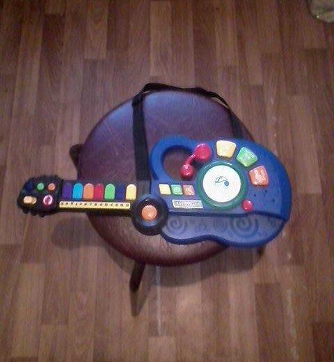 Гитара. Фото 1. Климовск.