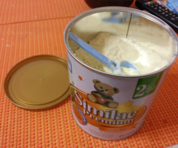 Молочная смесь симилак. Фото 3.