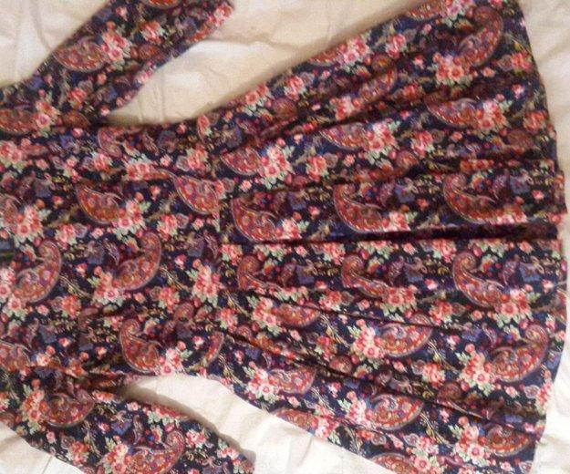 Красивое осеннее платье. Фото 2.