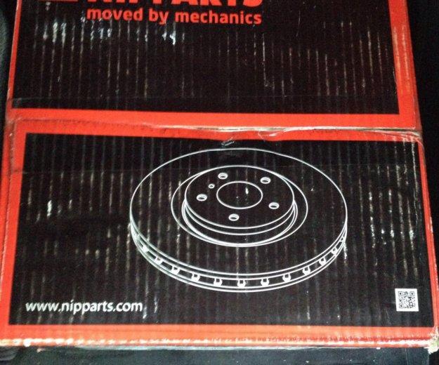 Тормозные диски nipparts. Фото 2. Самара.