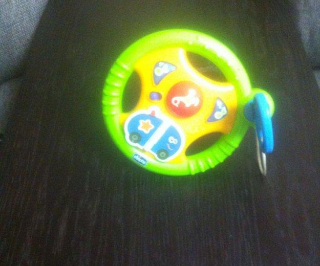 Руль chicco на коляску музыкальный. Фото 1. Подольск.