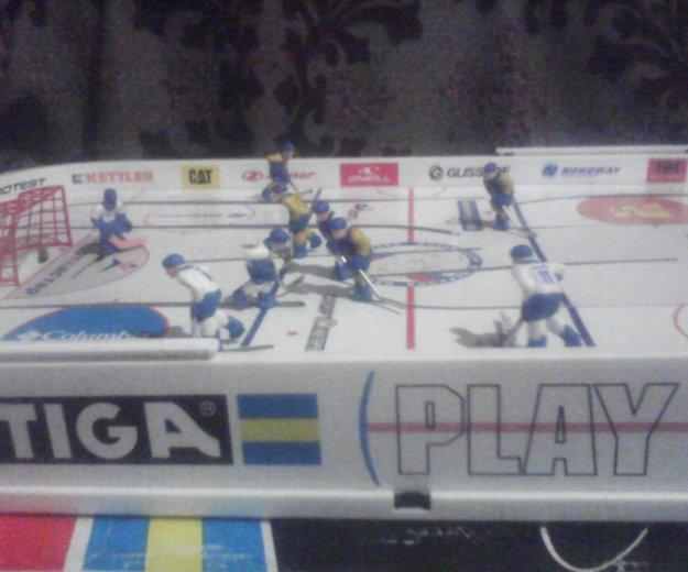 Настольный хоккей. Фото 2.
