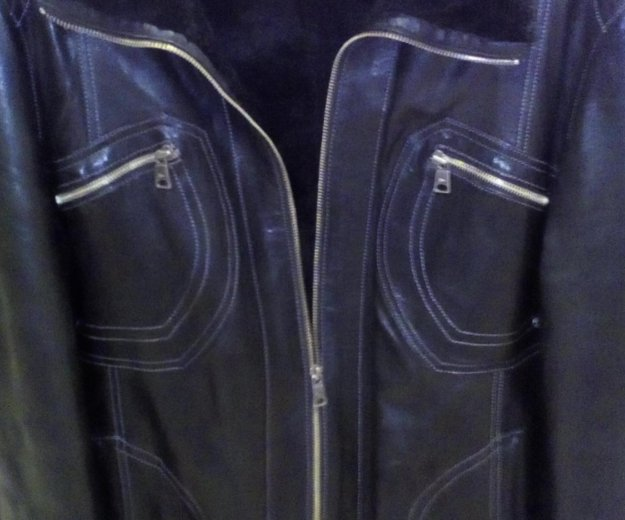 Куртка на меху. Фото 1. Рязань.