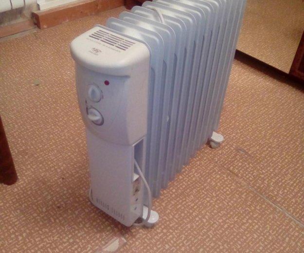 Маслянный нагреватель. Фото 3.