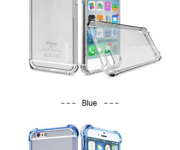 Чехол-бампер iphone 6/6s. Фото 4. Ноябрьск.