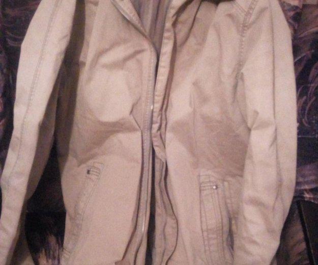 Куртка осенняя. Фото 3. Серпухов.