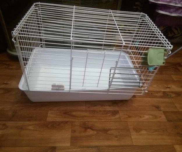 Клетка для кролика. Фото 1. Москва.