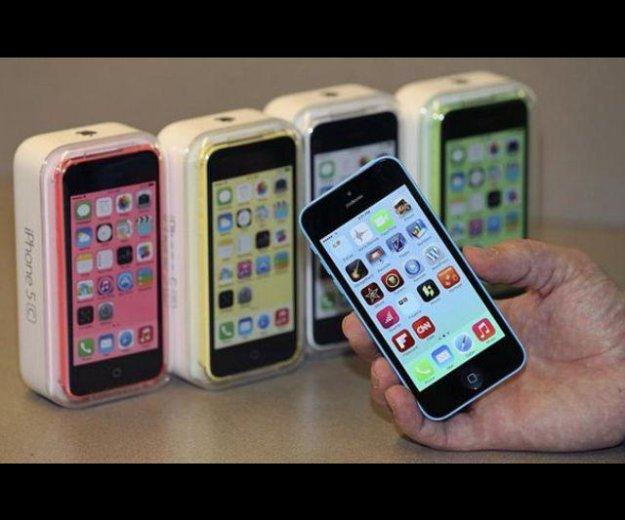 Iphone 5c, новые. Фото 1. Чехов.