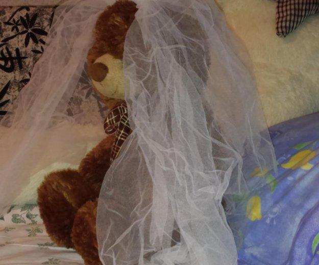 Фата невесты на девичник. Фото 1. Железногорск.