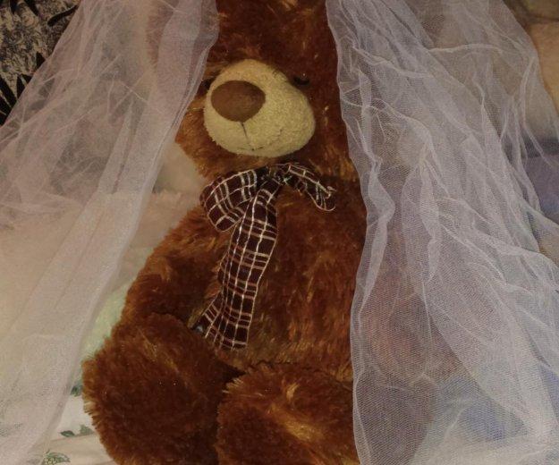 Фата невесты на девичник. Фото 2. Железногорск.