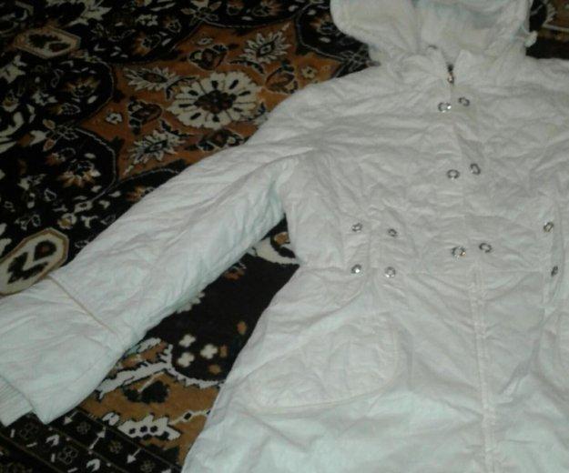 Пальто на худенькую девочку на синдепоне. Фото 2. Ногинск.