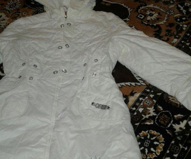 Пальто на худенькую девочку на синдепоне. Фото 3. Ногинск.