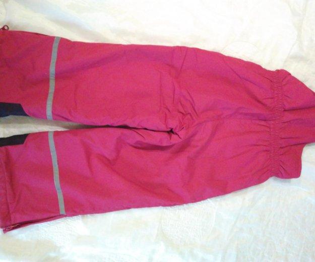 Зимние штаны crockid р.104-110 и демары. Фото 1.
