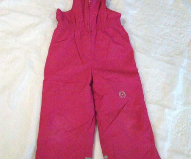 Зимние штаны crockid р.104-110 и демары. Фото 3.