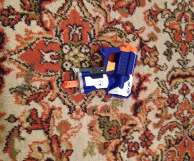 Пистолет от компании nerf. Фото 1. Москва.