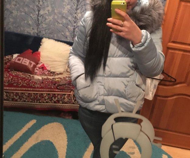 Обменяю зимнюю куртку. Фото 1.