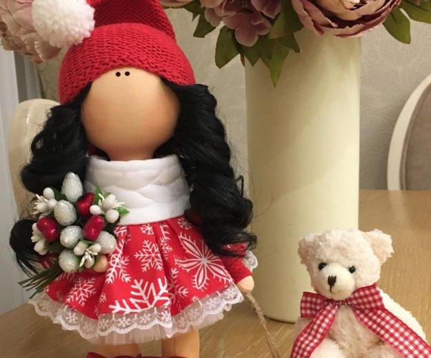 Кукла интерьерная. Фото 1. Подольск.