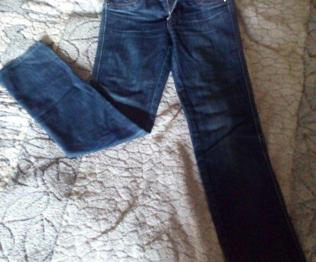 Прямые джинсы. Фото 1. Уфа.