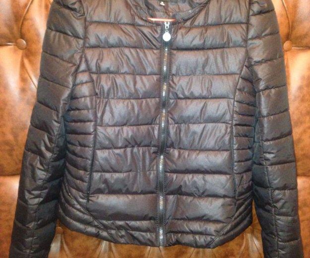 Новая куртка  демисезонная,размер 46-48. Фото 1. Ростов-на-Дону.