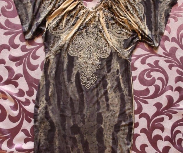 Платье-туника. Фото 1. Геленджик.