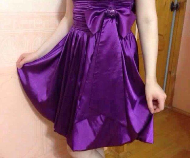Вечернее платье на выпускной. Фото 1. Липецк.