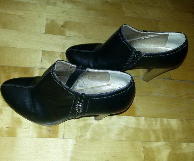 Туфли демисезонные. Фото 1. Москва.