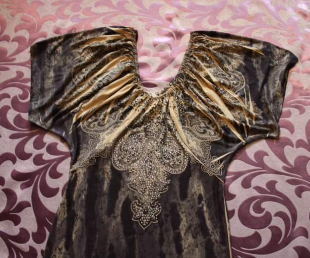 Платье-туника. Фото 2. Геленджик.
