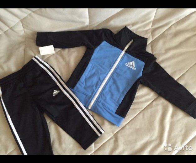 Спортивный костюм adidas новый 2т. Фото 1. Екатеринбург.