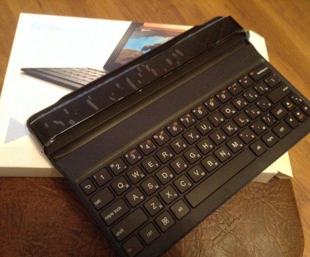 Bluetooth клавиатура для lenovo tab a10. Фото 1. Балашиха.