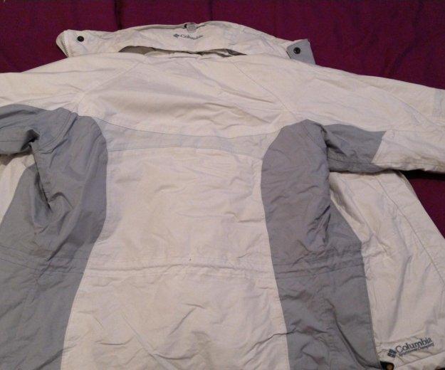 Куртка коламбия. Фото 2. Нижний Тагил.