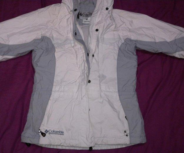 Куртка коламбия. Фото 4. Нижний Тагил.