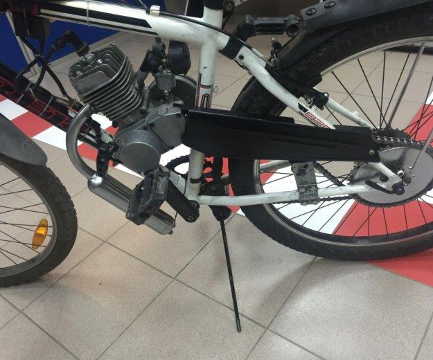 Велосипед  мотовелосипед трек. Фото 3. Екатеринбург.