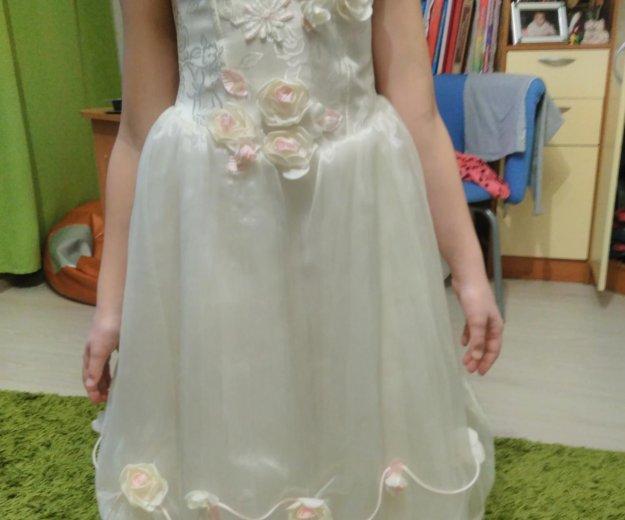 Платье праздничное. Фото 1. Лобня.