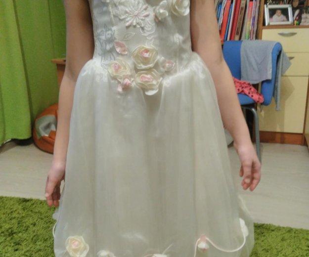 Платье праздничное. Фото 3. Лобня.