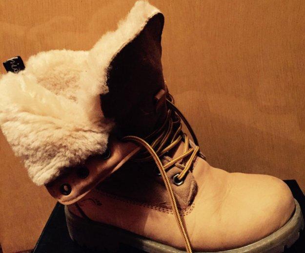"""Ботинки зимние""""francesco donni"""". Фото 2. Москва."""