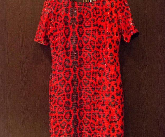 Эффектное платье с пайетками. Фото 1. Пятигорск.