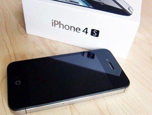 Iphone 4s, 8gb. Фото 1. Красноярск.