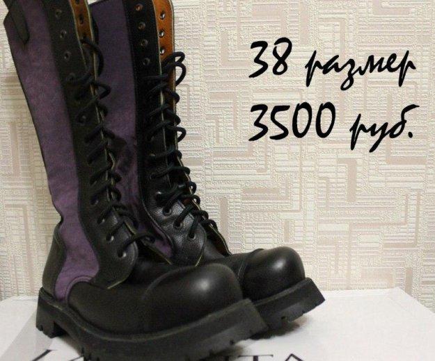 Ботинки  кв-4. Фото 1. Самара.