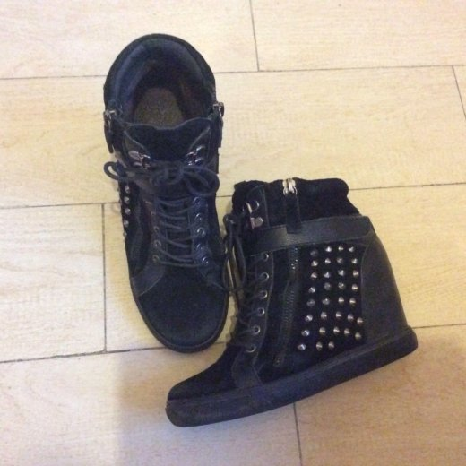 Сникерсы ботинки полусапожки женские. Фото 1. Москва.
