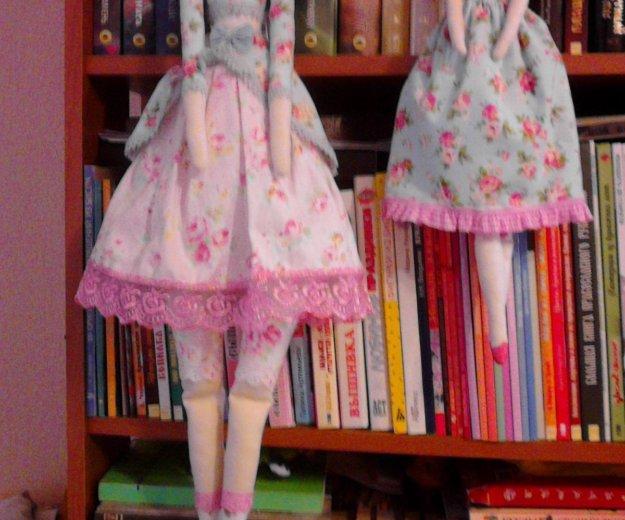Куклы тильды. Фото 2. Артем.