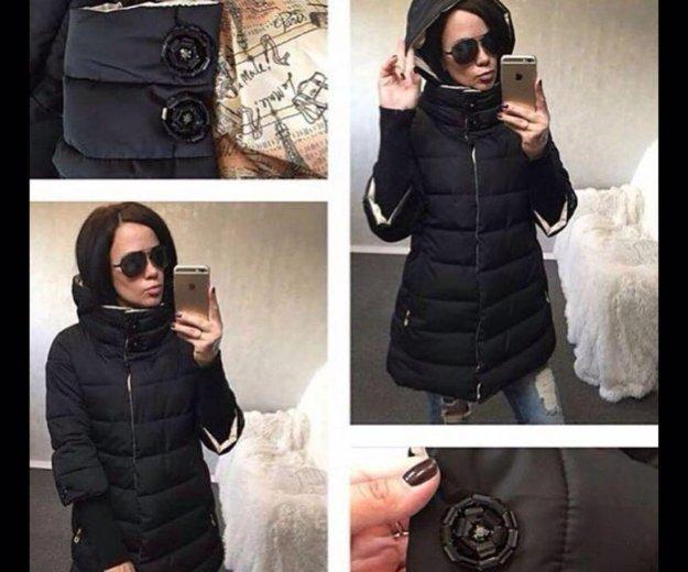 Куртка женская зимняя. Фото 2. Москва.
