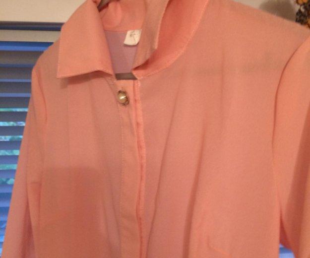Платье розовое (новое). Фото 2. Курск.