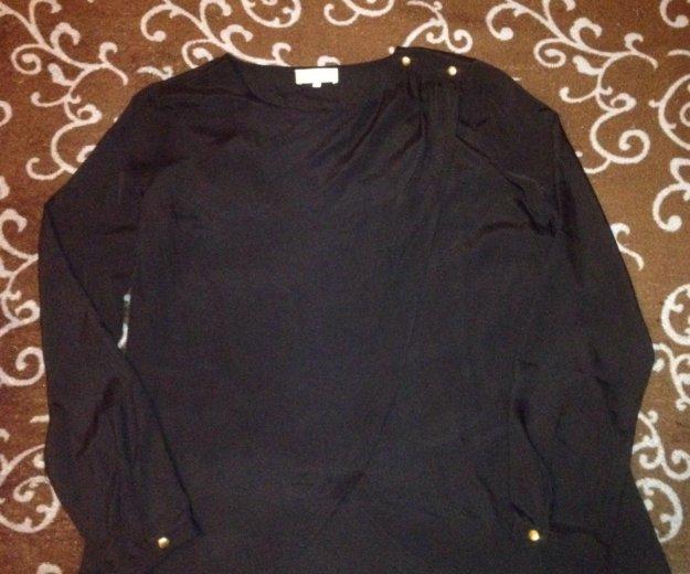 Блузка черная. Фото 1. Щёлково.
