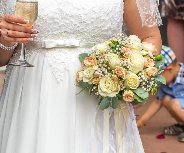 Свадебное платье. Фото 1. Иркутск.