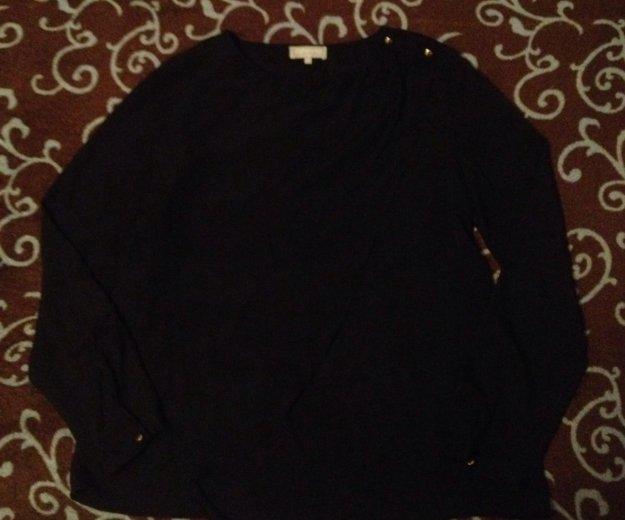 Блузка черная. Фото 2. Щёлково.