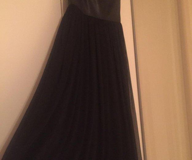 Платье в пол. Фото 1. Москва.