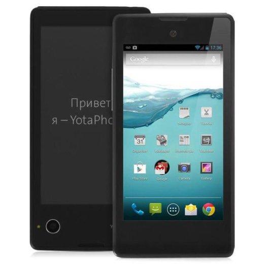 Yotaphone 1. Фото 1. Тула.